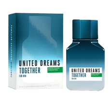 United Dreams Together for Him Masculino Eau de Toilette Benetton