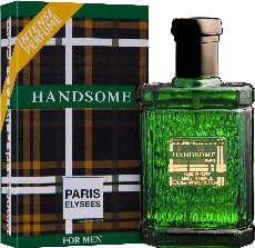 Handsome Men Eau de Toilette Masculino Paris Elysees