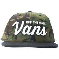 BONE FULL PATCH SNAPBACK VANS