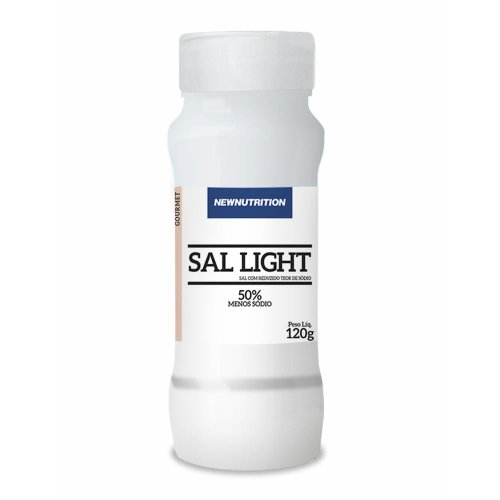Sal Light Tempero 120g