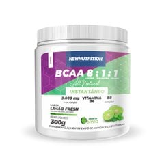 BCAA 8:1:1 300g All Natural