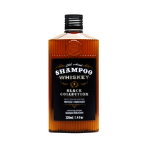 Shampoo QOD Barber Shop Black Collection Whiskey – 220ml