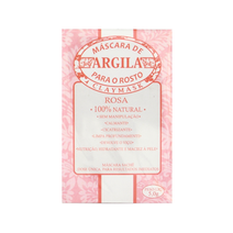 Máscara Facial de Argila Clay Mask Rosa – 5g