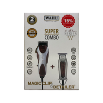 Kit Wahl Magic Clip e Detailer