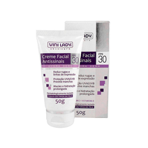 Creme Facial Vini Lady Antissinais FPS 30 – 50g
