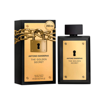 Perfume Masculino Eau de Toilette Antonio Banderas The Golden Secret - 200ml