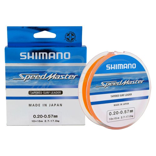 Leader Shimano Speed Master Tapered Surf