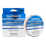 Linha Shimano Speed Master Tapered Surf Line