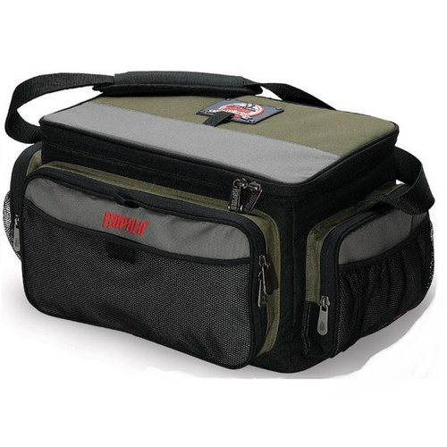 Bolsa Rapala Tackle Bag - 46016-1 (Impermeável)