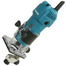 Tupia Manual Makita 530W com Base Articulada 3709