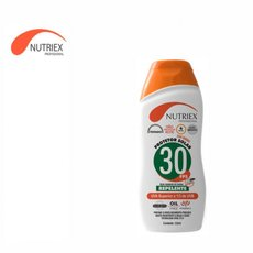 Protero Solar Com Repelente FPS 30 1/3 120ML - Nutriex