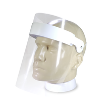 A Máscara Protetora facial - Face Shield - Loktal | kit 10 un