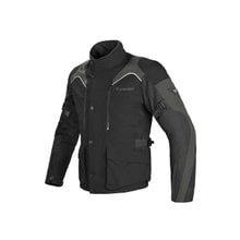 Jaqueta Dainese Tempest D-Dry Preto/Cinza