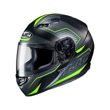 Capacete HJC CS15 MC3HSF Trion Cinza/Fluorescente