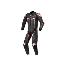 Macacão Alpinestars 1PC Gp Pro V2 Tech Air Preto/Branco
