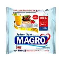 Açúcar Magro Light 500g