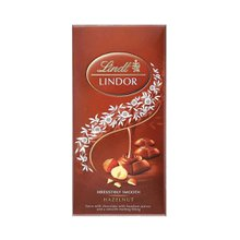 Chocolate Lindt Lindor Hazelnut 100g