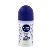 Desodorante Nivea Roll-On Masculino Sensitive 50ml