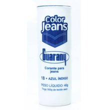 Corante Guarany Color Jeans Azul Indigo