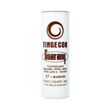 Corante Guarany Tingecor Marrom 40g