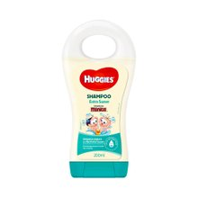 Shampoo Huggies Extra Suave 200ml