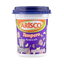 Tempero Arisco Alho E Sal 300g