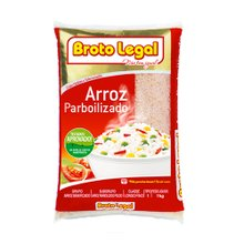 Arroz Broto Legal Parboilizado 1kg