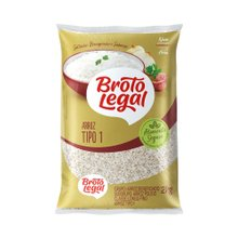 Arroz Broto Legal Tipo 1 2kg