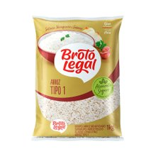 Arroz Broto Legal 1kg