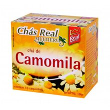 Chá Real Natural Camomila 10g
