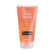 Gel Limpeza Neutrogena Deep Clean Grapefruit 150g