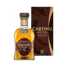Whisky Cardhu Single Malt 12 Anos 1l