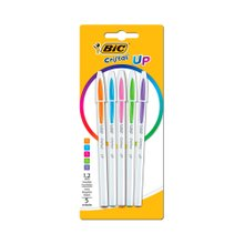 Caneta Bic Cristal Up Fashion