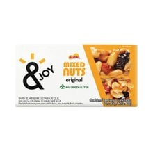 Barra Mixed Nuts &Joy Original 60g