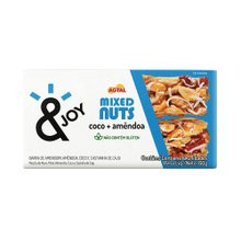 Barra Mixed Nuts &Joy Coco 60g