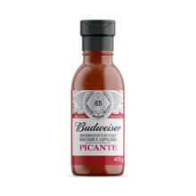 Catchup Budweiser Picante 400g