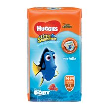 Fralda Huggies Little Swimers M Com 11 Unidades