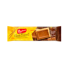 Biscoito Bauducco Choco Biscuit Ao Leite 80g