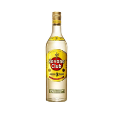 Rum Cubano Havana Club 3 Years Old 750ml