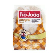 Arroz Tio João Integral Boil In Bag 1kg