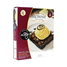 Brownie Mr. Bey Com Nozes 240g