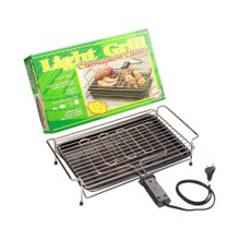 Churrasqueira Elétrica Grill Plus Light 127v