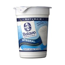 Iogurte Natural Batavo Integral 170g