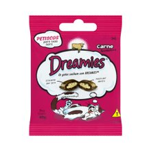Petisco Para Gatos Dreamies Carne 40g