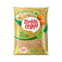 Arroz Broto Legal Integral Tipo 1 1kg
