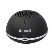 Caixa Som Maxell Mini Speaker Bluetooth Preto