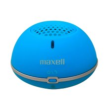 Caixa Som Maxell Mini Speaker Bluetooth Azul