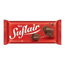 Chocolate Suflair Ao Leite 110g