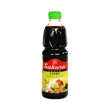 Molho Shoyu Sakura Light 500ml