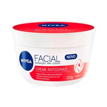Creme Facial Nivea Antisinais 100ml